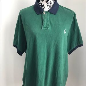 Polo Ralph Lauren Custom Fit Shirt Size XL